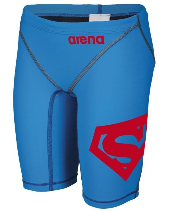 Costum Competitie Baieti Powerskin Superman Super Hero ST 2.0