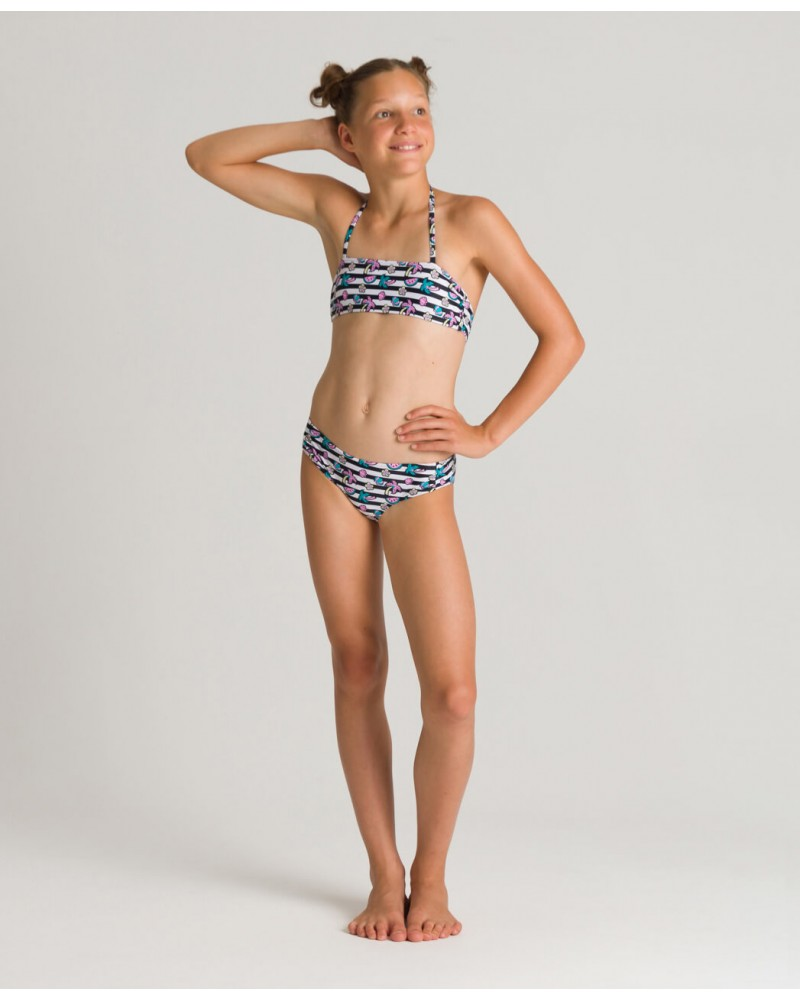 Costum Baie Fete Tropical Summer jr Bandeau 105