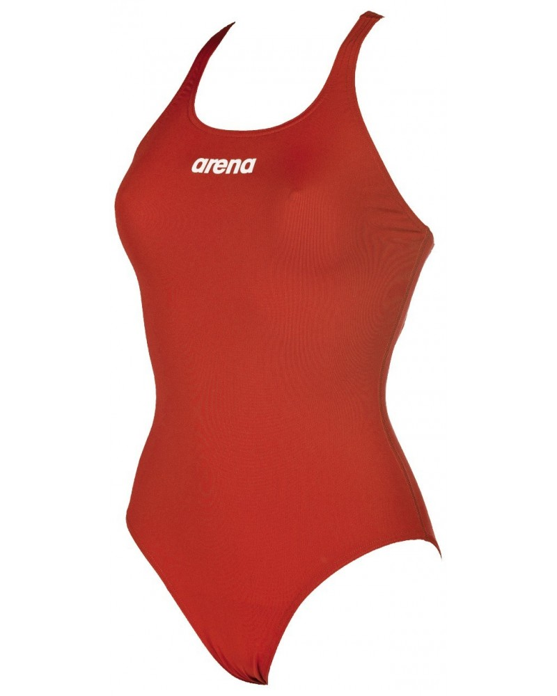 Costum Baie Femei W Solid Swim Tech